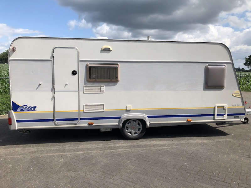 Jacobs Caravans Burstner 495 TK 1