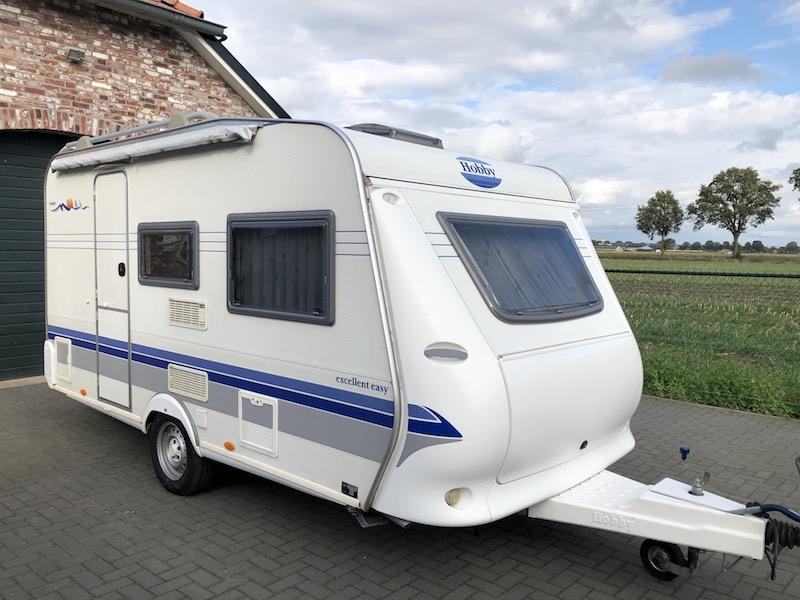 Jacobs Caravans Hobby 400 sf 2004 2