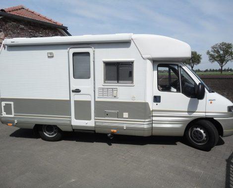Jacobs Caravans Camper Laika Ecovip 2.8TD bjr 1998 01