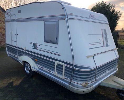 Jacobs caravans lmc 390 3