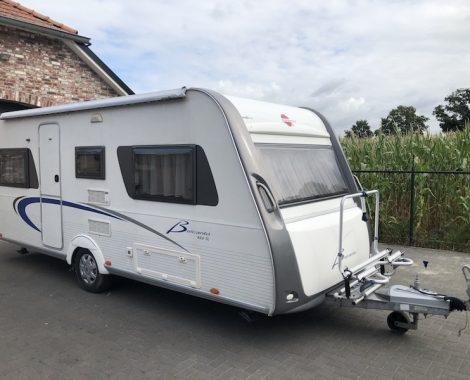 jacobs caravans burstner 460 TL 2