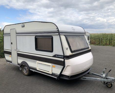 jacobs caravans hobby 400 1988 2
