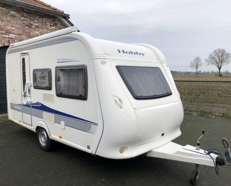 jacobs caravans hobby 400 2009 2